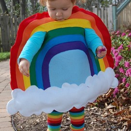 I am the rainbow!