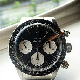 Rolex - Rolex Daytona 6263 with BLK SIgma Dial Silver low letter