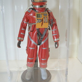 FOR SALE!! 1/6th scale 2001A SPACE ODYSSEY Discovery Astronaut from Randy Cooper