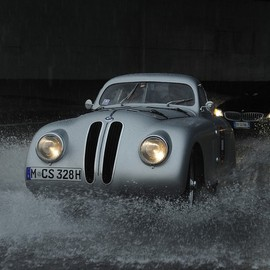 BMW - 1939  328 Touring Coupe