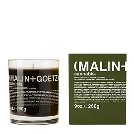 MALIN + GOETZ - cannabis candle.