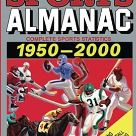 Film & TV Novelties - Grays Sports Almanac: Complete Sports Statistics 1950-2000