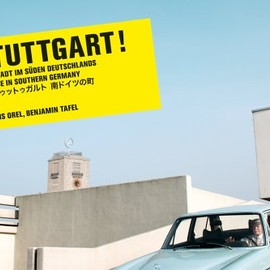 Dennis Orel - Stuttgart: A Place in Southern Germany (Emanating)