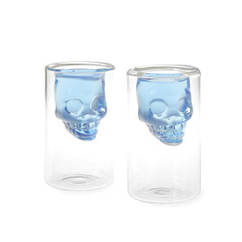 INVOTIS - Shot Glass - Skull