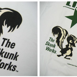 Buzz Rickson - THE SKUNK WORKS T-SHIRT