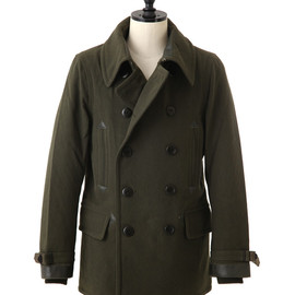 nigelcabourn - MILITARY P-COAT