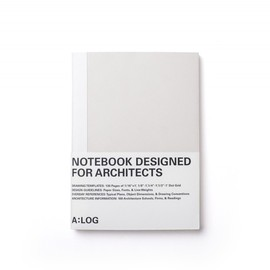 A:LOG - Notebook Designed Just for Architects