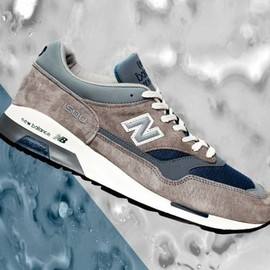 New Balance, Norse Project - NB1500 - Navy/Grey/Light Brown?