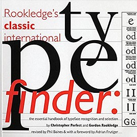 Christopher Perfect and Gordon Rookledge - Rookledge's Classic International Typefinder