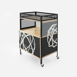 FUTURA2000, Modernica - Case Study Furniture 210 Storage Unit