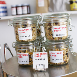 LONG TRACK FOODS - GRANOLA