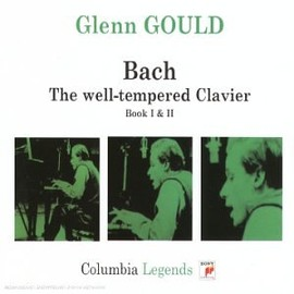 Glenn Gould - J.S. Bach: Well Tempered Clavier [Import]