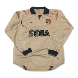 NIKE - Arsenal  01/02 Away