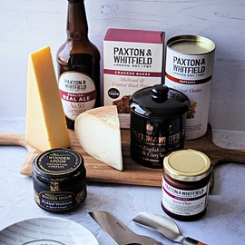 Paxton & Whitfield - September cheese treats collection