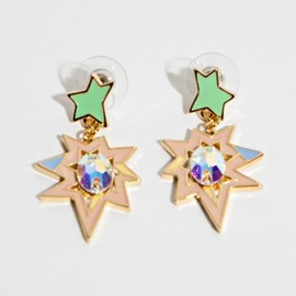 KLOSET - Kapow earrings