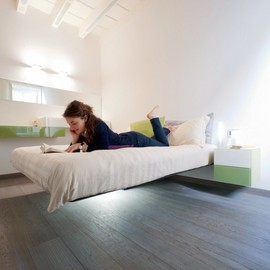 Daniele Lago - Fluttua float bed