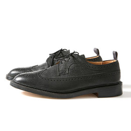 THOM BROWNE - Long Wing Tip Oxford