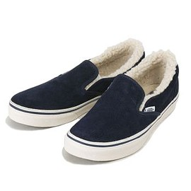 VANS - SLIP ON  V98CL MTN2 15FA NAVY