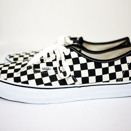 VANS - Authentic / Checkerboard