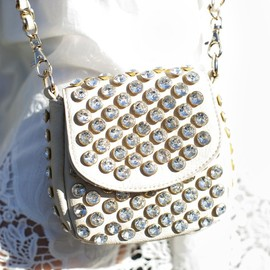 Chain bag/sparkle