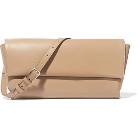 The Row - Flap small leather shoulder bag