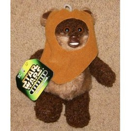 hasbro - STAR WARS Wicket the Ewok Plush