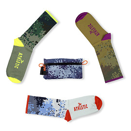The Athletic - Digi Camo Pouch Pack
