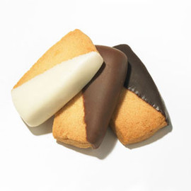 Big Island Candies - Chocolate Dipped Original Shortbread