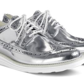 Cole Haan - LunarGrand Long Wing Silvergrand Sweepstakes/85周年記念限定