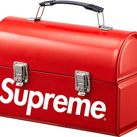 Supreme - Metal Lunch Box