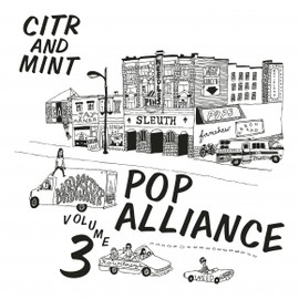 Various Artists - CiTR Pop Alliance Compilation - Vol.3