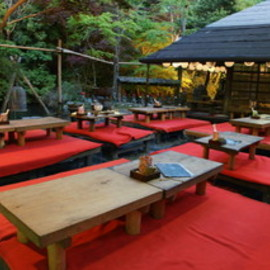 山賊 in Kuga Iwakyni Yamahuchi pref. - Outdoor Japanese Restaurant