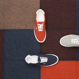 "VANS - Image of Norse x Vault by Vans x Kvadrat x Poul Kjærholm ""stoflighed"" Collection"
