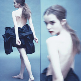 Vlada Roslyakova, photo by Paolo Roversi