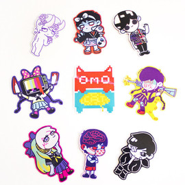 OMOCAT - sticker set