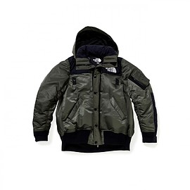 sacai - Sacai x The North Face Men's Bomber Jacket (Khaki)
