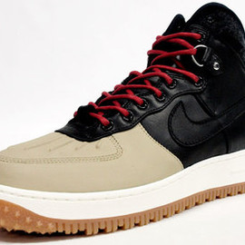 """NIKE - AIR FORCE I DUCKBOOT """"LIMITED EDITION for NONFUTURE"""""""