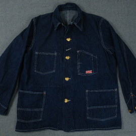 CARHARTT - 1920's~COVERALL