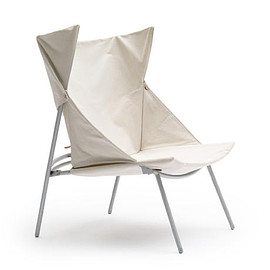 Vico Magistretti - Africa | Folding armchair