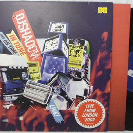 DJ Shadow -  In Tune & On Time Live! / Island