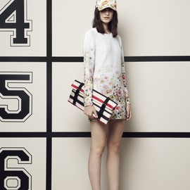 MSGM - woman 2013 cruise collection