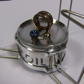 Alcohol Stove  COIL DF-25-FN