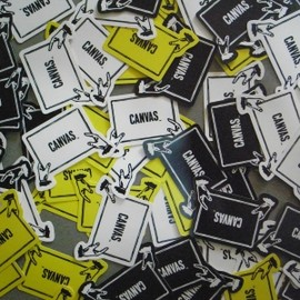 """CANVAS"" - STICKERS"