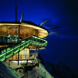 Austria  - Mountain Star Restaurant