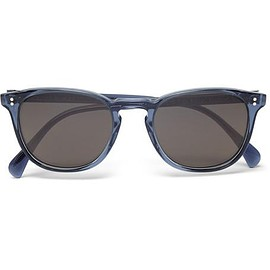 Oliver Peoples - Finley Esq. D-Frame Acetate Sunglasses