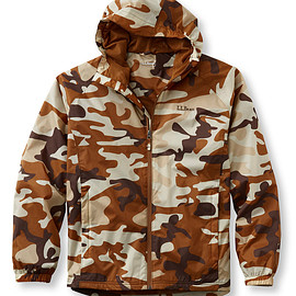 L.L.Bean - Discovery Jacket, Camo