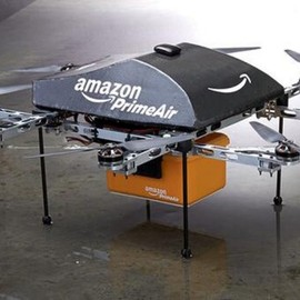 Amazon - PrimeAir: octocopter/オクトコプター