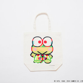Nukeme and Ucnv, Sanrio - Sanrio x Glitch Tote Bag(けろけろけろっぴ)