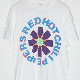 Red Hot Chili Peppers - Red Hot Chili Peppers sperma Tシャツ