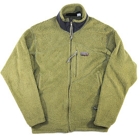 Patagonia - R2 Jacket 2001 Field Green